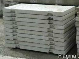 Дорожная железобетонная плита