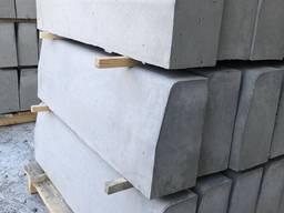 Бордюр дорожный пресованный 1000х300х18 завод цена акция