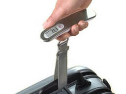 Дорожные электронные весы для взвешивания багажа KS Scalesforbag SKL25-150644