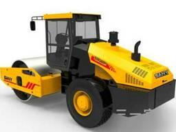 Дорожные катки рабочий вес:26700kg, возбуждающая. ..