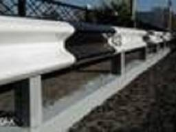 Дорожные ограждения металлические 11МД по ГОСТ 26804–84