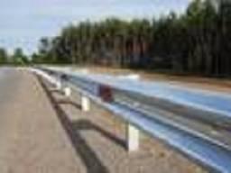 Дорожное барьерное ограждение 11ДО ГОСТ 26804-86
