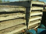 Дорожные ЖБ плиты 2Х6 м. (лежалые) - фото 1