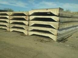 Дорожные ЖБ плиты 3Х12 м. (лежалые)