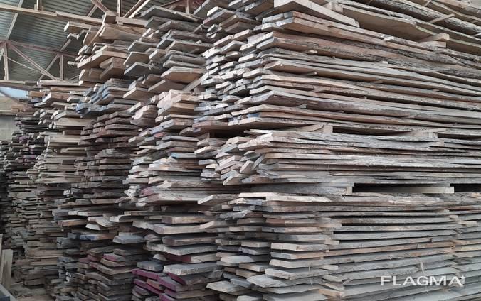 Дошка суха необрізна ясен в Броварах