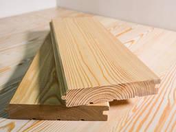 Дошку підлоги з модрини