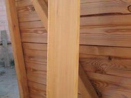 Доска (1- сорт) строганная сухая сосна 20х90 мм купить
