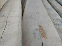 Доска дуб обрезная сухая (камерная сушка)