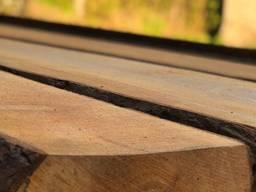 Доска ольха сухая (выдержанная) , необрезная