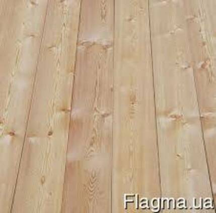 Доска пола из сибирской лиственницы