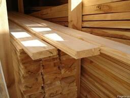 Дошка підлоги високої якості 35 мм. Сосна 1-го сорту