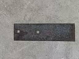 Доска полевая плуга узкая ПНЧС-502