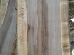 Доска сухая орех дуб ясен ольха 30 50 мм-3 м
