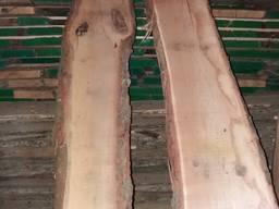 Доска ясеня не обрезная 8% 50мм 3м 2-3сорт.27м3 - фото 4