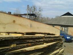 Доску дубовую не обрезную.30 мм,2-4 метра.4-5-6сорт. Украина
