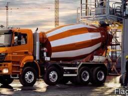 Доставка бетона по оптимальной цене