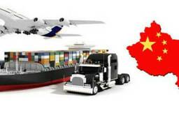 Доставка груза из КНР