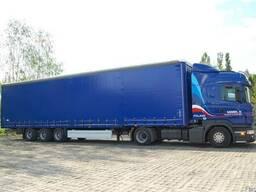 Доставка грузов из Европы, международные автоперевозки