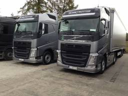 Доставка грузов из Европы, перевозки сборных грузов