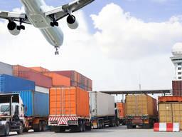 Доставка грузов Украина - Россия / Россия - Украина