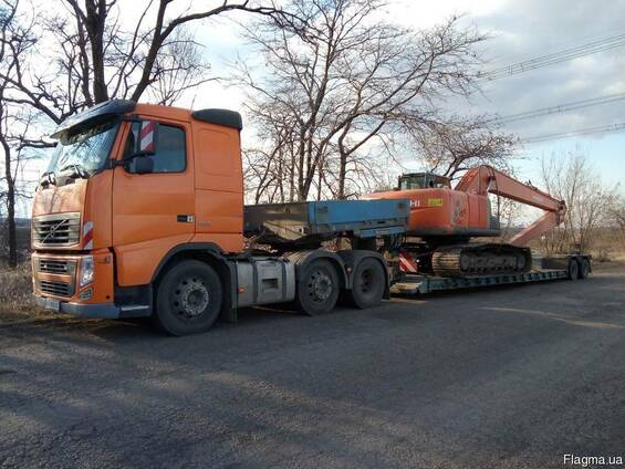 Доставка грузов любой сложности