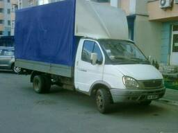 Доставка грузов, перевозка мебели, стройматериалов.