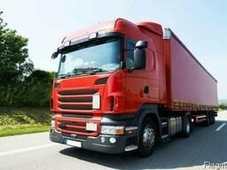 Доставка грузов Украина — Ирак — Украина