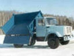 Доставка грузов, выгрузка на 3 стороны