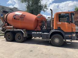 Доставка и продажа бетона от завода производителя