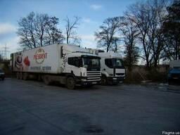 Доставка охлажденных товаров по Одессе