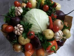 Доставка овощей ягод фруктов зелени по всей Украине