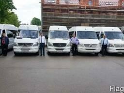 Доставка персонала на работу автобусами 18,19,20,21,22 места