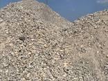 Доставка песка щебня отсева жерствы - фото 3