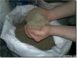 Доставка Пісок Отсев Цемент Керамзит Песок 40 кг в мешках