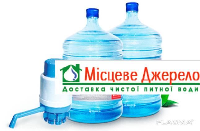 Доставка питної води Ірпінь-Буча