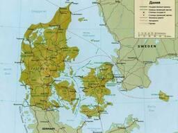 Доставка сборных грузов из Дании