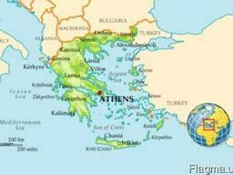 Доставка сборных грузов из Греции