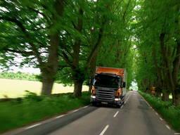 Доставка сборных грузов из Италии