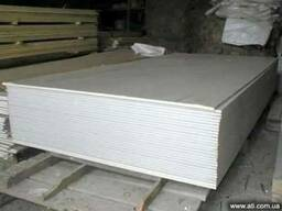 Гипсокартон Lafarg (Украина) 1 2м*2 5м*9, 5мм (потолочный)