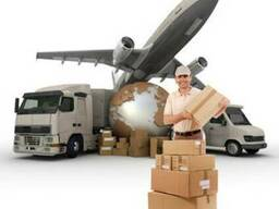Доставка и таможенное оформление товаров из Китая и Европы.