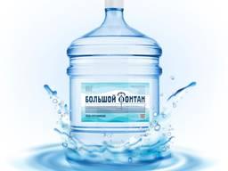 """Доставка Воды """"Большой Фонтан"""" В Одессе"""