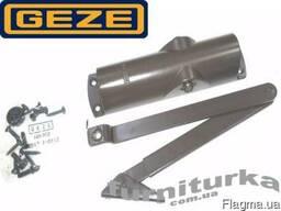 Доводчик Geze Ts 1000С Германия (серебро)