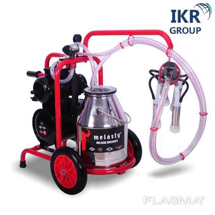 Доїльний апарат для корів Melasty TK 1-PS