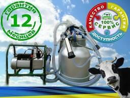 Доїльний апарат Імпульс-Ротор, масляний, гарантія 12м.