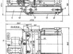 Дозатор инертных материалов СБ-26В-01 25т/час