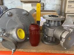 Дозатор шиберный кран клапан подачи абразива песка Contracor SGV FSV тройник нипель