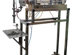 Дозатор объемный пневматический для розлива