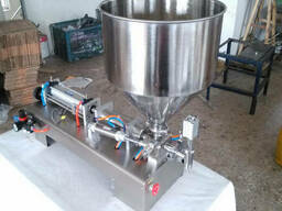 Дозатор пневматический для пастообразных и жидких продуктов