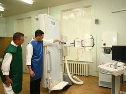 Дозиметрическое измерение рентген кабинета