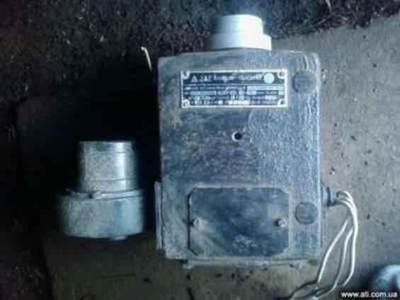 ДПМ-290Вт 38В 3000об\мин Электродвигатель постоянного тока